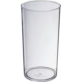 Hiball economy 284 ml kunststof beker Transparant