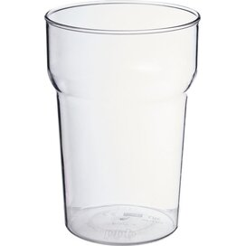 Nonic premium 568 ml kunststof beker Transparant