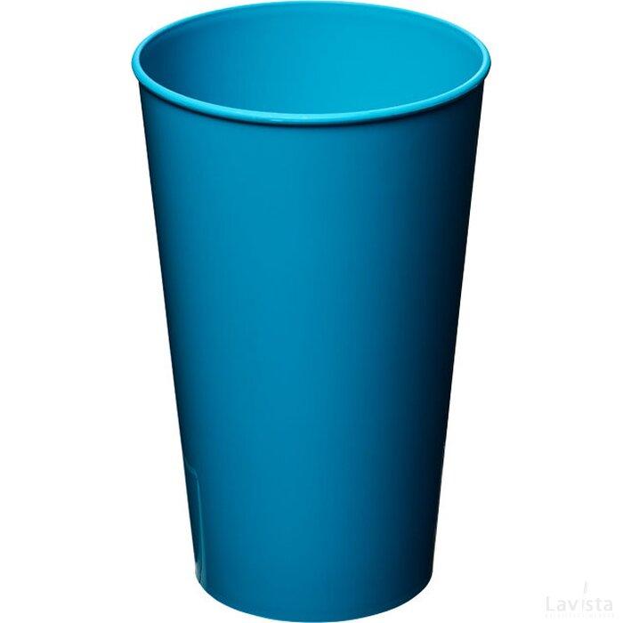 Arena 375 ml kunststof beker aqua