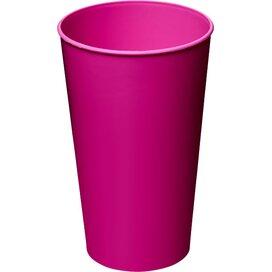 Arena 375 ml kunststof beker Roze
