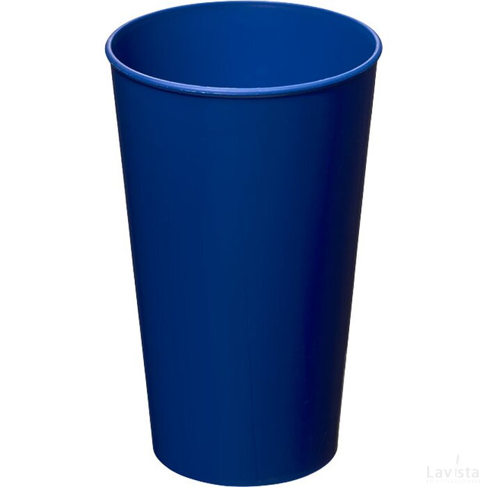 Arena 375 ml kunststof beker Mid Blue