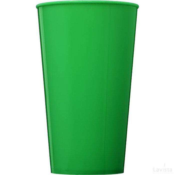 Arena 375 ml kunststof beker Groen