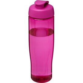 H2O Tempo® 700 ml sportfles met flipcapdeksel Roze