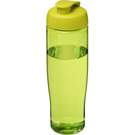 H2O Tempo® 700 ml sportfles met flipcapdeksel Lime