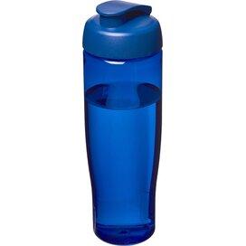 H2O Tempo® 700 ml sportfles met flipcapdeksel blauw