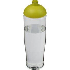 H2O Tempo® 700 ml bidon met koepeldeksel Transparant,Lime