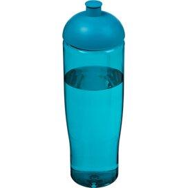 H2O Tempo® 700 ml bidon met koepeldeksel aqua