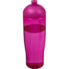 H2O Tempo® 700 ml bidon met koepeldeksel Roze