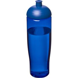H2O Tempo® 700 ml bidon met koepeldeksel blauw