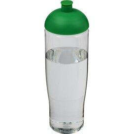 H2O Tempo® 700 ml bidon met koepeldeksel Transparant,Groen