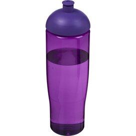 H2O Tempo® 700 ml bidon met koepeldeksel Paars