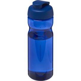 H2O Base® 650 ml sportfles met flipcapdeksel blauw