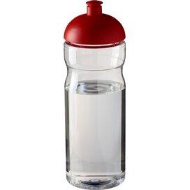 H2O Base® 650 ml bidon met koepeldeksel Transparant,Rood