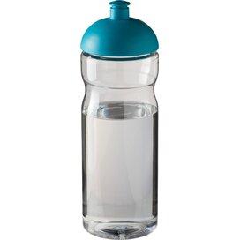 H2O Base® 650 ml bidon met koepeldeksel Transparant,aqua blauw