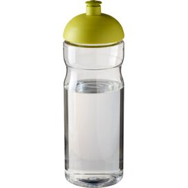H2O Base® 650 ml bidon met koepeldeksel Transparant,Lime