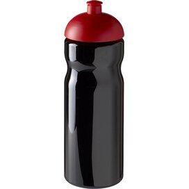 H2O Base® 650 ml bidon met koepeldeksel Zwart,Rood