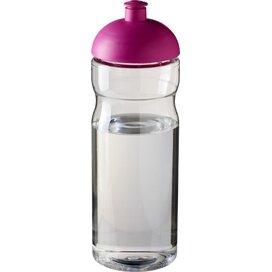 H2O Base® 650 ml bidon met koepeldeksel Transparant,Roze