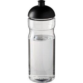 H2O Base® 650 ml bidon met koepeldeksel Transparant,Zwart