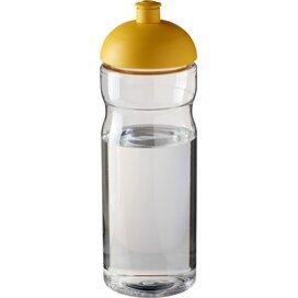 H2O Base® 650 ml bidon met koepeldeksel Transparant,geel
