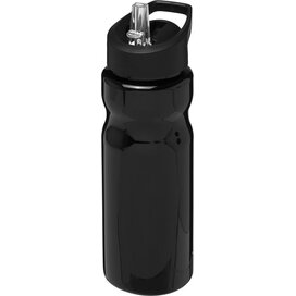 H2O Base® 650 ml bidon met fliptuitdeksel Zwart