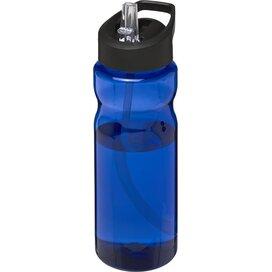 H2O Base® 650 ml bidon met fliptuitdeksel blauw,Zwart