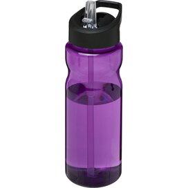 H2O Base® 650 ml bidon met fliptuitdeksel Paars