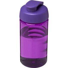 H2O Bop® 500 ml sportfles met flipcapdeksel Paars
