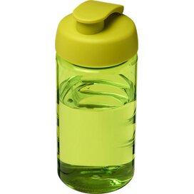 H2O Bop® 500 ml sportfles met flipcapdeksel Lime