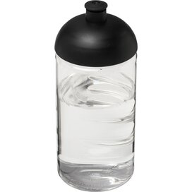 H2O Bop® 500 ml bidon met koepeldeksel Transparant,Zwart