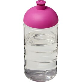 H2O Bop® 500 ml bidon met koepeldeksel Transparant,Roze