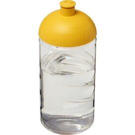 H2O Bop® 500 ml bidon met koepeldeksel Transparant,geel