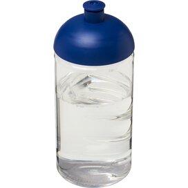 H2O Bop® 500 ml bidon met koepeldeksel Transparant,blauw
