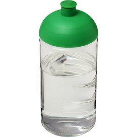 H2O Bop® 500 ml bidon met koepeldeksel Transparant,Groen