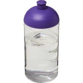 H2O Bop® 500 ml bidon met koepeldeksel Transparant,Paars