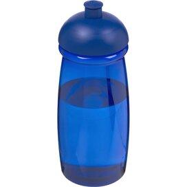 H2O Pulse® 600 ml bidon met koepeldeksel blauw