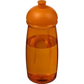 H2O Pulse® 600 ml bidon met koepeldeksel Oranje