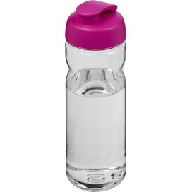 H2O Base Tritan™ 650 ml sportfles met flipcapdeksel Transparant,Roze
