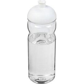 H2O Base Tritan™ 650 ml bidon met koepeldeksel Transparant,Wit