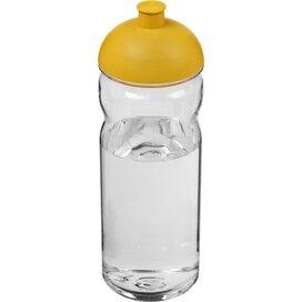 H2O Base Tritan™ 650 ml bidon met koepeldeksel Transparant,geel