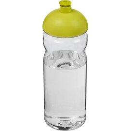 H2O Base Tritan™ 650 ml bidon met koepeldeksel Transparant,Lime
