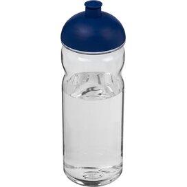 H2O Base Tritan™ 650 ml bidon met koepeldeksel Transparant,blauw