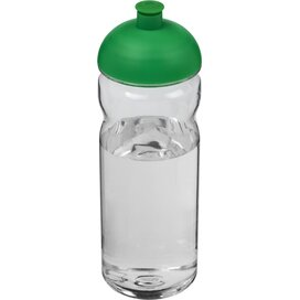 H2O Base Tritan™ 650 ml bidon met koepeldeksel Transparant,Groen