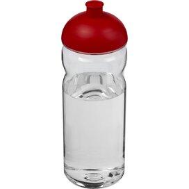 H2O Base Tritan™ 650 ml bidon met koepeldeksel Transparant,Rood
