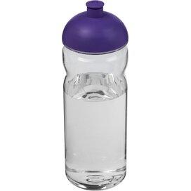 H2O Base Tritan™ 650 ml bidon met koepeldeksel Transparant,Paars