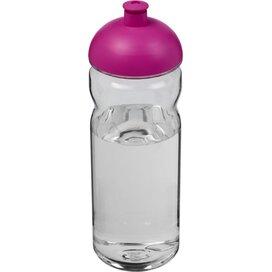 H2O Base Tritan™ 650 ml bidon met koepeldeksel Transparant,Roze