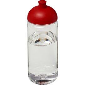 H2O Octave Tritan™ 600 ml bidon met koepeldeksel Transparant,Rood