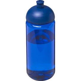 H2O Octave Tritan™ 600 ml bidon met koepeldeksel blauw