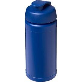 Baseline® Plus 500 ml sportfles met flipcapdeksel blauw