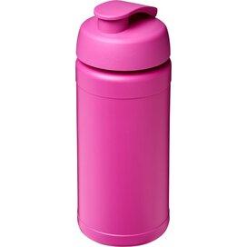 Baseline® Plus 500 ml sportfles met flipcapdeksel Roze
