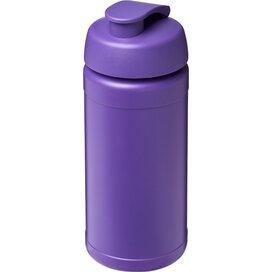 Baseline® Plus 500 ml sportfles met flipcapdeksel Paars